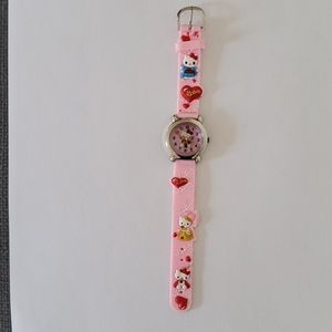 Adorable vintage Hello Kitty watch